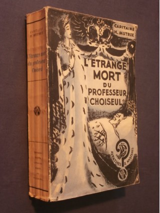 L'étrange mort du professeur Choiseul
