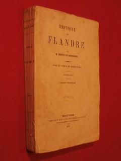 Histoire de Flandre, tome 1