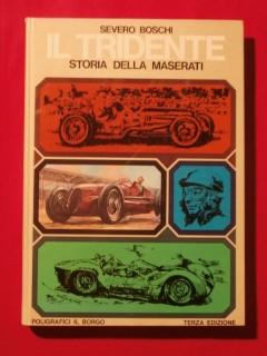 Il tridente storia della Maserati