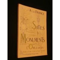 Sites et monuments, l'Orléanais, Eure et Loir, Loir et Cher, Loiret