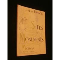 Sites et monuments, Nièvre Yonne