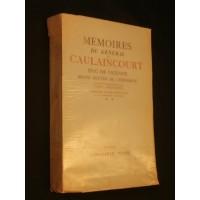 Mémoires du général de Caulaincourt, duc de Vincence, grand écuyer de l'empereur, tome 2
