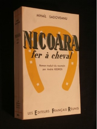 Nicoara, fer à cheval