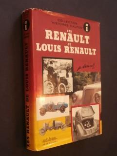 Les Renault de Louis Renault