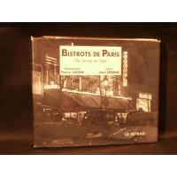 Bistrots de Paris, de verres en vers, Jahan en vin