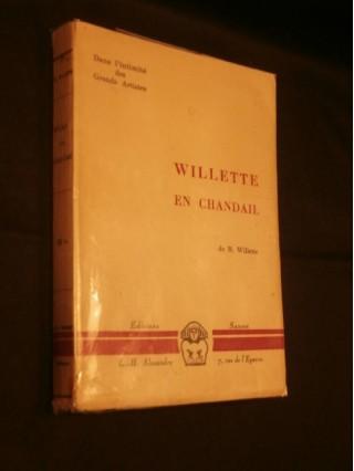 Willette en chandail