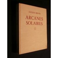 Arcanes solaires ou les secrets du temple solaire