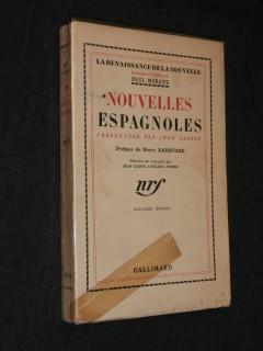 Nouvelles espagnoles