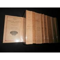 Manuel de folklore français contemporain,  9 volumes