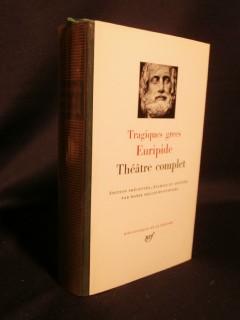 Tragiques grecs, Euripide, théâtre complet
