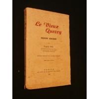 Le vieux Quercy, usages anciens