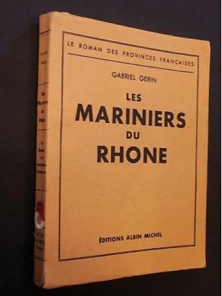 Les mariniers du Rhône