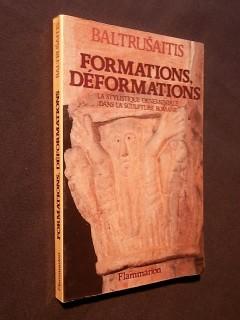 Formations, déformations, la stylistique ornementale dans la sculpture romane
