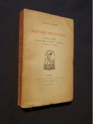 Poésies bretonnes