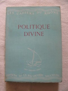Politique divine