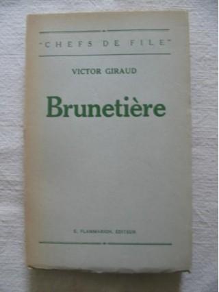 Brunetière