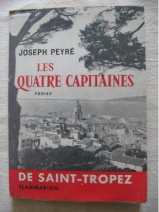 Les quatres capitaine de Saint Tropez