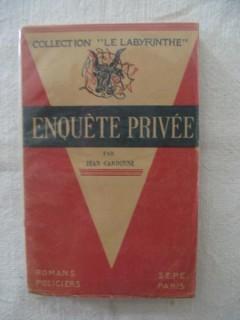 Enquête privée