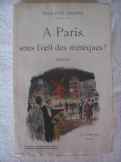 A Paris, sous l'oeil des Métèques