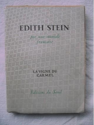 Edith Stein, par une moniale française