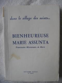 Bienheureuse Marie Assunta