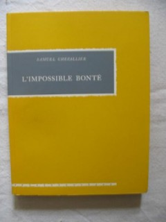 L'impossible bonté