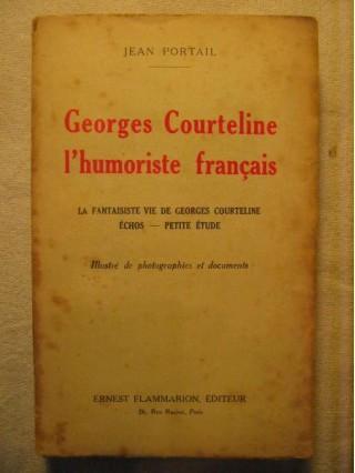 Georges Courteline, l'humoriste français