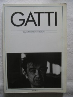 Gatti, journal illustré d'une écriture