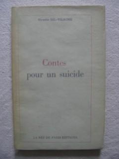 Contes pour un suicide