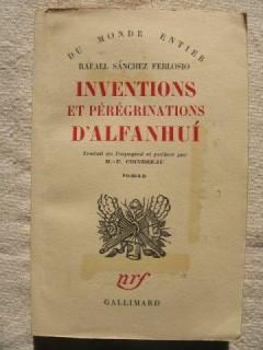 Inventions et pérégrinations d'Alfanhui