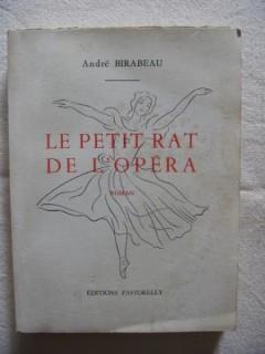 Le petit rat de l'opéra