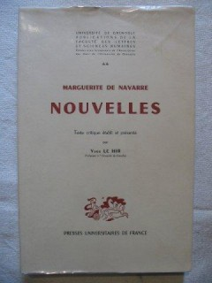 Nouvelles, Marguerite de Navarre
