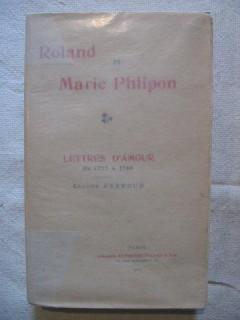 Roland et Marie Phlipon, lettres d'amour (1777 à 1780)