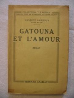Gatouna et l'amour