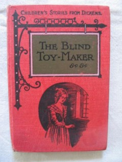 The blind toy-maker