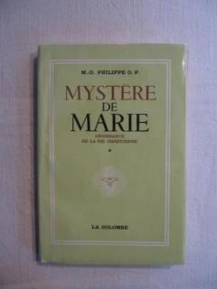 Mystère de Marie