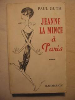 Jeanne la mince à Paris