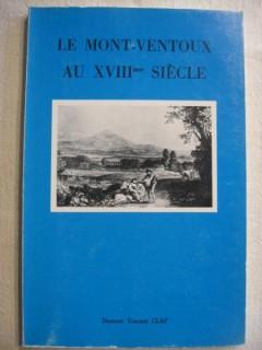 Le mont Ventoux au XVIIIe siècle