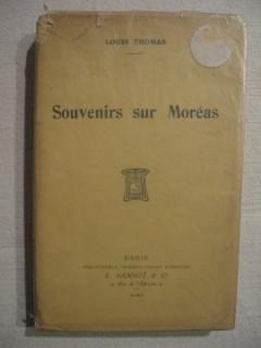 Souvenirs sur Moréas