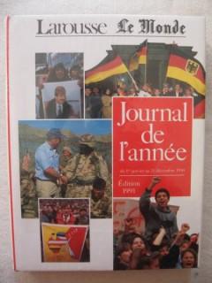 Journal de l'année 1990