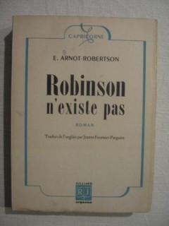 Robinson n'existe pas