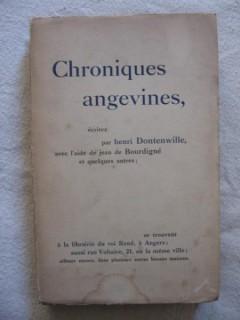 Chroniques angevines