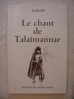 Le chant de Talaïmannar