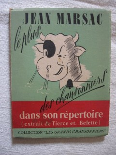Le plus vache des chansonniers dans son répertoire!