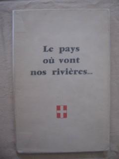 Le pays où vont les rivières