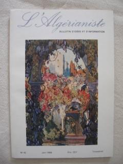 L'algérianiste