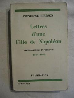 Lettres d'une fille de Napoléon