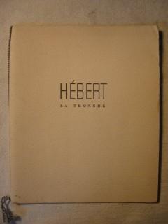 Hébert, la Tronche