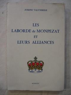Les Laborde de Ponpezat et leurs alliances
