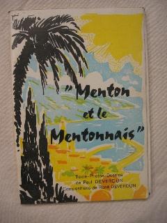 Menton et le mentonnais
